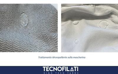 Carbon Mask di Tecnofilati: Scopriamo la sua Idrorepellenza